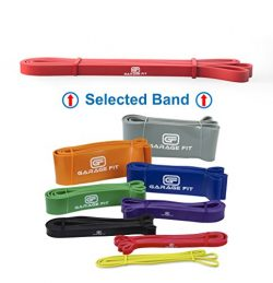 Assisted Pull-Up Bands, Resistance Band (Single unit) Pull-Up Assist Bands, Resistance Bands Hea ...