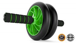 King Athletic Ab-Roller Wheel :: Abs Carver for Abdominal & Stomach Exercise Training :: Bec ...