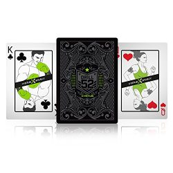 Drill52 Xystus Exercise Playing Cards — Customizable Fitness Deck for Unlimited Guided Workouts  ...