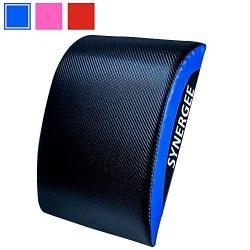 iheartsynergee Buff Blue Core Mat Ab Mat Abdominal Mat Sit-Up Pad – Abdominal Trainer Mat  ...