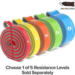 Pull Up Bands – Pull Up Assistance Bands – Long Resistance Bands – Fitness Ban ...