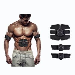 N Noble One Muscle Toner, ITERY Abdominal workouts Fitness Portable AB Machine Abdominal Toning  ...