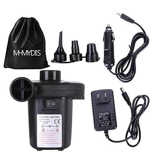 Electric Portable Air Pump Air Mattress Pump For