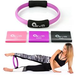 Pilates Ring 12″ – Dual Grip Yoga Circle