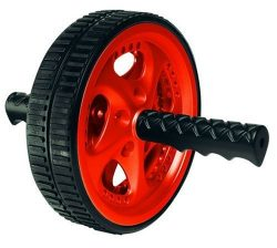 Valeo Ab Roller Wheel, Exercise And Fitness Wheel With Easy Grip Handles For Core Training And A ...