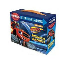 Blaze and the Monster Machines 12 in a Box 12 Book Set Learn to Read Phonics Age 3 – 7 Years
