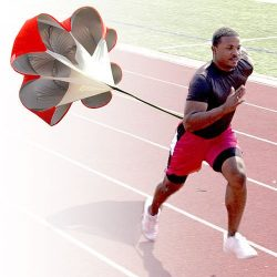 StillCool Running Speed Training 56 inch Speed Drills Resistance Parachute Running Sprint Chute  ...