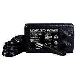 Home Gym Power® AC Adapter Compatible With NordicTrack Ellipticals – ACT Commercial PRO/PL ...