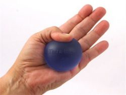 TheraBand Hand Exerciser, Stress Ball For Hand, Wrist, Finger, Forearm, Grip Strengthening & ...