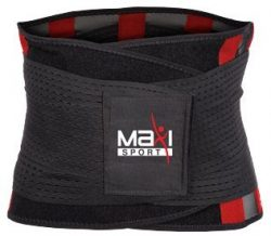 MaxiSport Waist Trimmer (L-XL)