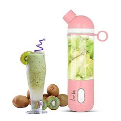 A-SZCXTOP USB Portable Personal Blender,Fruit Mixer with Juice and Coffee Mode Smoothie Shakes M ...