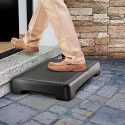 Kovot Indoor & Outdoor Mobility Step | Measure 17.5″ L x 13.5″ W x 3.5″ H  ...