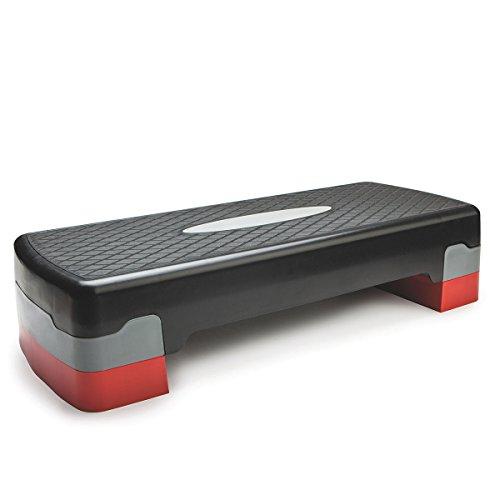 Adjustable Height Aerobic Step