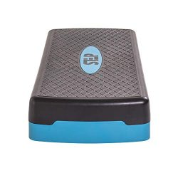 The Step – Adjustable Aerobic Step Platform for Cardio and Strength Training