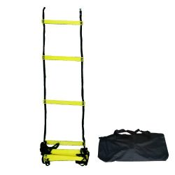 BlueDot Trading Speed Agility Training Sports Equipment Ladder, 40-Feet