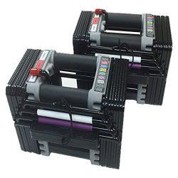 PowerBlock Elite Set Dumbell, 50-Pound (pair)