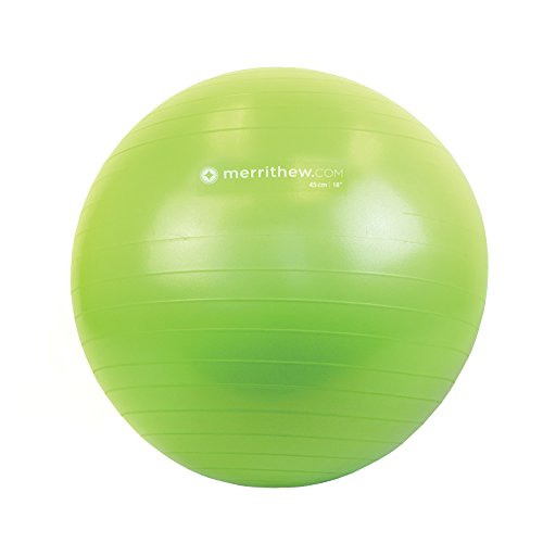 Merrithew Stability Ball for Kids, 45cm (Green)