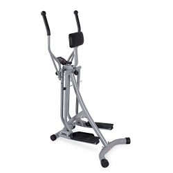 Akonza Air Walker Glider Stride Elliptical Trainer Fitness Exercise Step Machine Workout Equipme ...