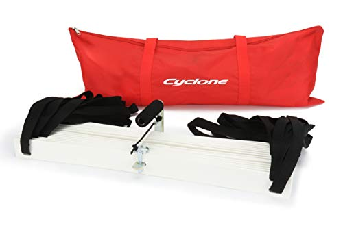 Cyclone Sports 8M Speed Agility Ladder for Training with Carry Bag …