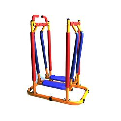Akicon Fun and Fitness Exercise Equipment for Kids – Air Walker Sky Walker Glider Exercise ...