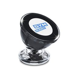 Magnetic Phone Holder by Gym Buddy – Stick-on-Metal Cell Phone Mount – Fits Any Smar ...