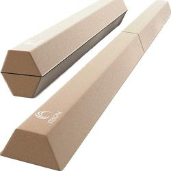XTEK Gym 8ft Pro Foldable Balance Beam, Extra Long Floor Gymnastics Beam | Lightweight, Heavy Du ...