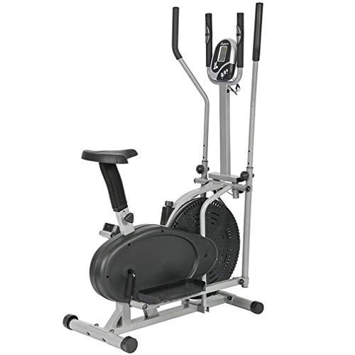 Simoner 2 in 1 Elliptical Bike Cross Trainer, Professional Indoor Cycling Bike Exercise Machine, ...