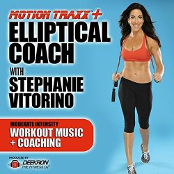 Elliptical Coach: Guided Interval Music Mix for Elliptical Machine Cardio Workout – With F ...