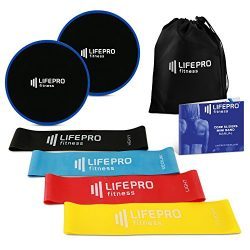LifePro – Premium 80 Day Obsession Equipment with Home Exercise Videos & eBook for Bea ...