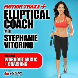 Elliptical Coach: Guided Interval Music Mix for Elliptical Machine Cardio Workout – With Fitness ...