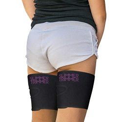 Slimmer Trimmer PREMIUM Thigh Trimmers – PAIR Weight Loss Sweat Leg Trainers Women Men (Up ...