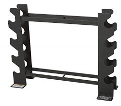 Compact Dumbbell Rack Free Weight Stand for Home Gym DBR-56