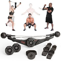 OYO Personal Gym – Full Body Portable Gym for Home, Office & Travel Fitness – Pa ...