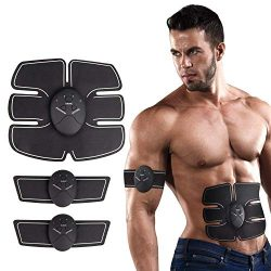 Abs Trainer for Men Women Abdominal Muscle Toner Portable Unisex Fitness Training Gear for Abdom ...