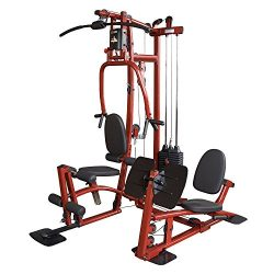 Fitness Factory EXM1 by Body Solid Home Gym with Leg Press