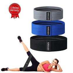 Hurdilen Resistance Bands Loop Exercise Bands Booty Bands,Workout Bands Hip Bands Wide Resistanc ...