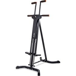 Merax Vertical Climber Fitness Climbing Cardio Machine Full Total Body Workout Fitness Folding C ...