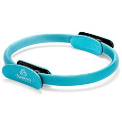 Nature's Integrity Pilates Ring – 14″ [Elite Series] Magic Circle Fitness Ring ...