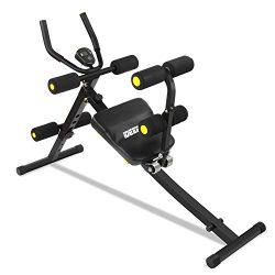 IDEER LIFE Core&Abdominal Trainers Abdominal Workout Machine,Whole Body Workout Equipment fo ...