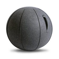 Vivora Luno – Sitting Ball Chair for Office and Home, Lightweight Self-Standing Ergonomic  ...