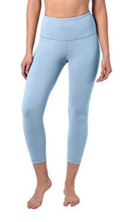 90 Degree By Reflex – High Waist Tummy Control Shapewear – Power Flex Capri –  ...