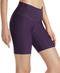 TSLA TM-FYS11-DVT_2X-Large Shorts 7 inches Bike Running Yoga w Hidden Pockets FYS11