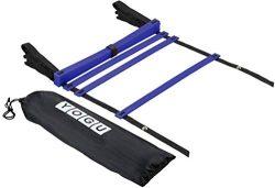 YOGU Agility Ladder Set Training Speed Ladder Footwork Equipment for Sports Soccer Football Exer ...