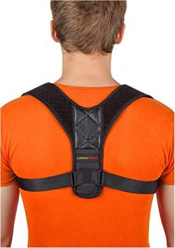 [New 2019] Posture Corrector for Women Men – FDA Approved Back Brace – Posture Brace ...