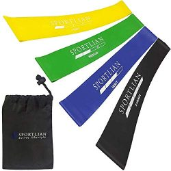 Resistance Bands Set | Best Exercise Bands – Premium Resistance Loop Bands for Legs and Bu ...