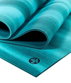 Manduka Pro Series Yoga and Pilates Mat – Waterfall- 6mm x 85″