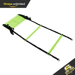 Sport Shiny Gym Basic Agility Training Ladder