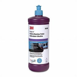 3M 06068 1 Quart Perfect-It Ultrafine Machine Polish- For Paint Finishing on Cars, Trucks, Boats ...