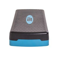 The Step – Adjustable Aerobic Step Platform for Cardio and Strength Training (Renewed)