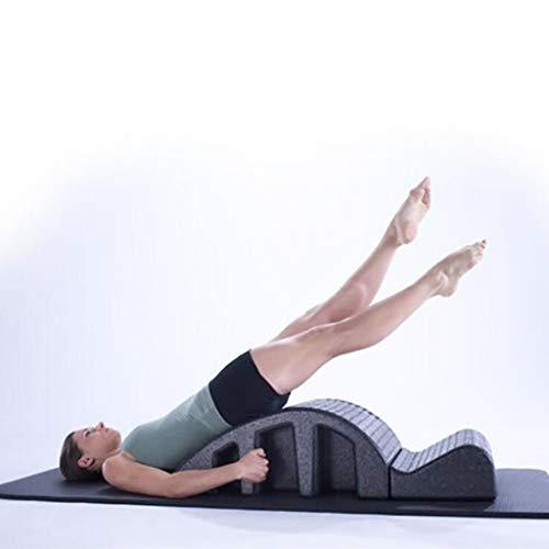 WXX Spine Alignment – Fitness Equipment Back Curve Health Pilates Equipment Pilates arc Ba ...